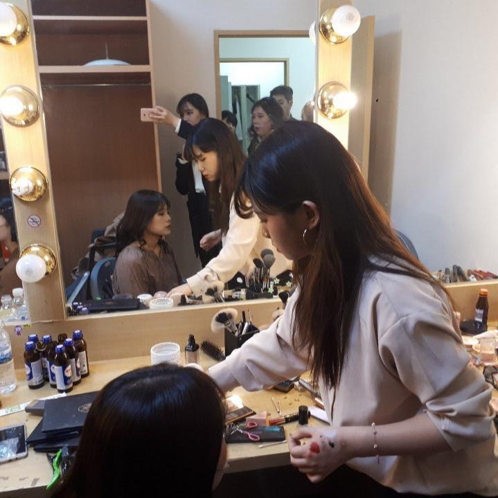 종로 아뜰리에 뮤지컬 '레미제라블' 현장실습 다녀오다!
